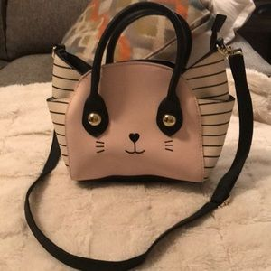 Cat Bag by Betsey Johnson